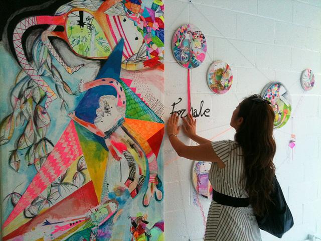 2012 / Ventana 244,Art Space Brooklyn